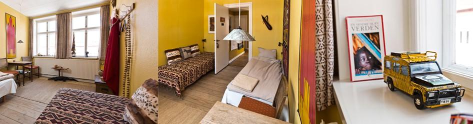 Masai værelse