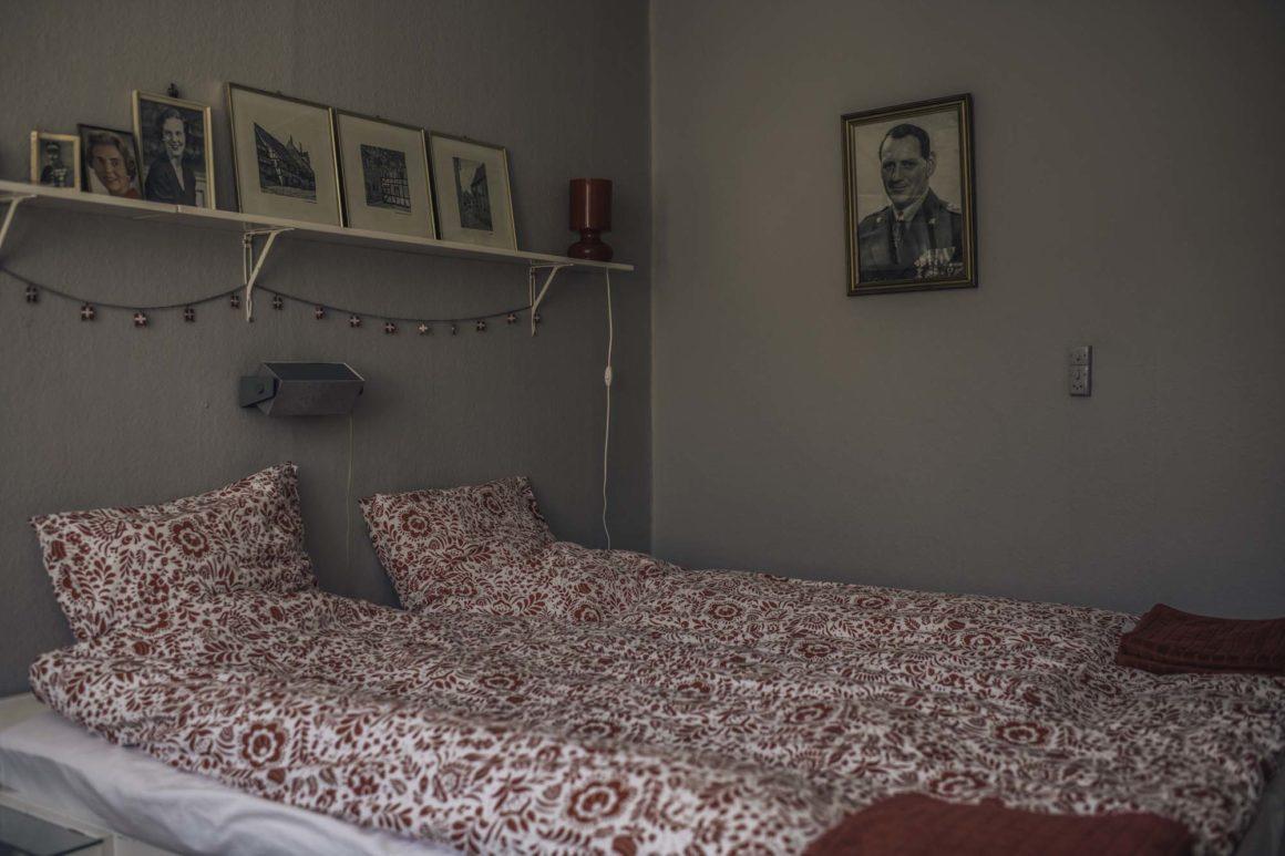 Overnatning Svendborg - Fru Olsens Stuer